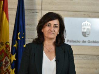 La presidenta del Gobierno de La Rioja, Concha Andreu - GOBIERNO DE LA RIOJA