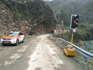 carretera obras