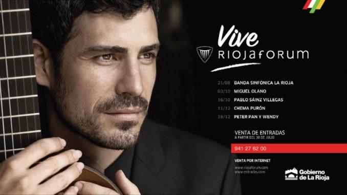Vive Riojaforum cartel