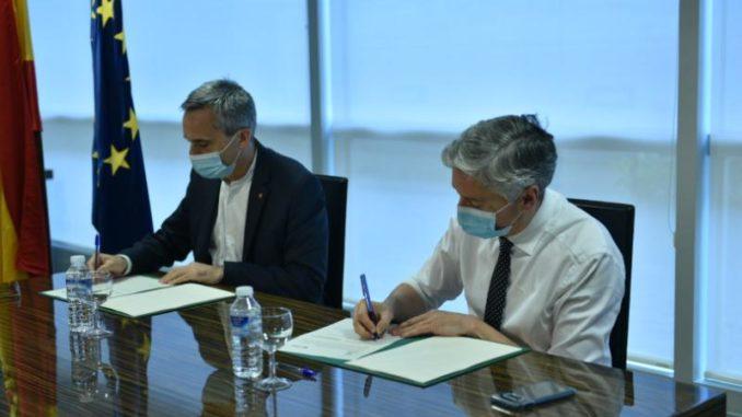 Gobierno La Rioja y Universidad La Rioja convenio