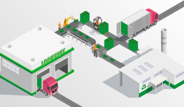 Mercadona consolida su modelo de logística sostenible tras 25 años de relación con Logifruit,