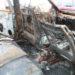 Detienen al autor del incendio en el depósito municipal de Rincón de Soto