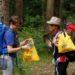 Recogen 15 toneladas de envases en los tramos riojanos de la Ruta Jacobea riojana